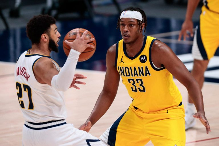 Lakers, Clippers calling Pacers about Myles Turner