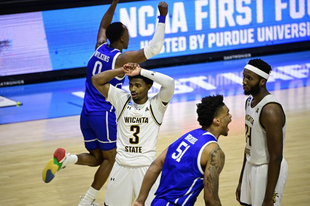 Twitter reacts to wild Drake-Wichita State finish