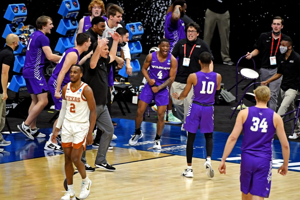 Texas upset adds to historic year for upsets in NCAA Tournament
