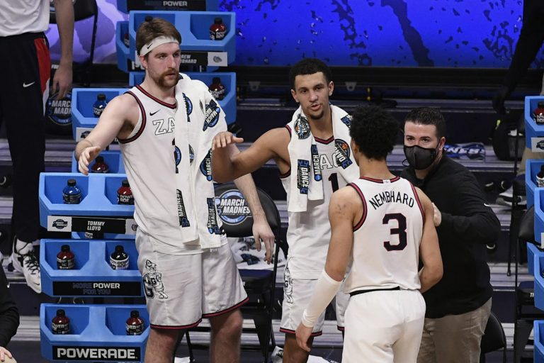 Reranking the teams in the Elite Eight