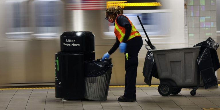 New York Prosecutors Urge Tougher Punishment for Spitting at Transit Workers