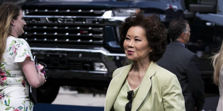 Justice Department Declined to Pursue Ethics Inquiry Against Elaine Chao