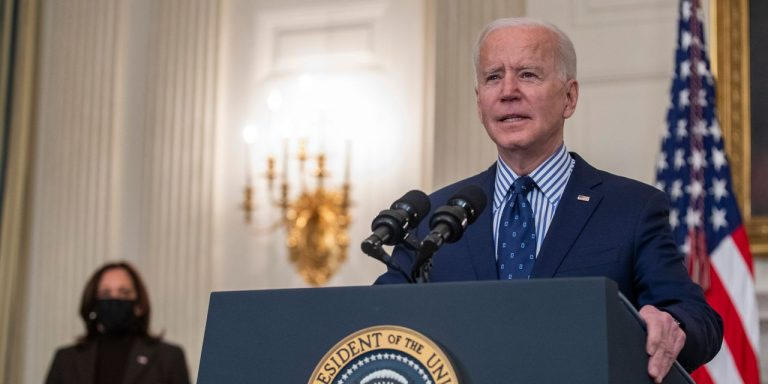 Biden to Sign Executive Order Promoting Voting Access