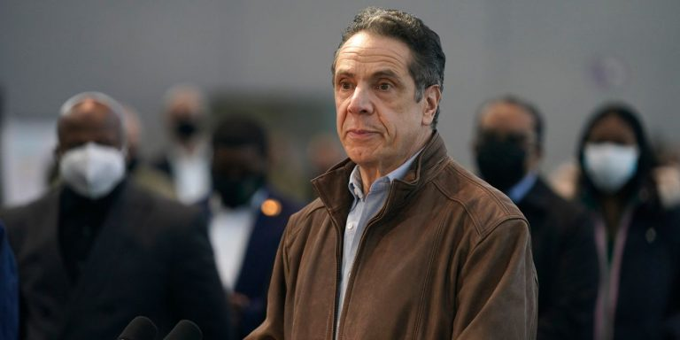 N.Y. Gov. Andrew Cuomo Faces More Calls to Resign From Democrats