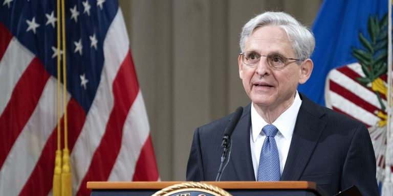 Garland Prioritizes Jan. 6 Probe on First Day as Attorney General
