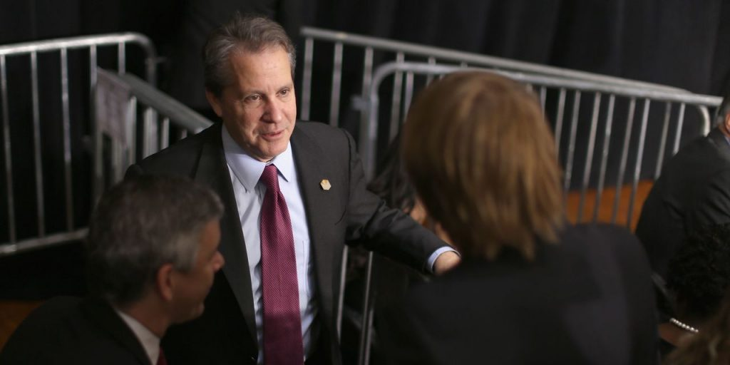 Biden Expected to Tap Gene Sperling to Implement Covid Relief Plan