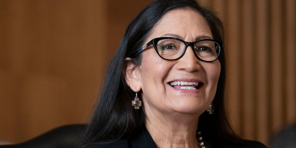 Deb Haaland Confirmed as Interior Secretary in First for Native American