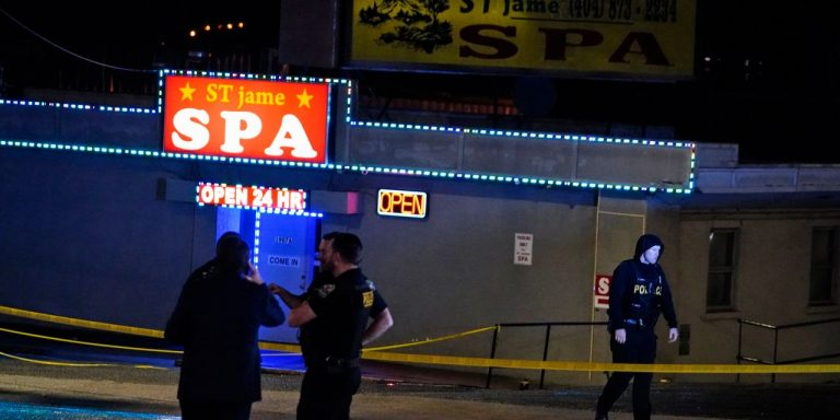 Atlanta-Area Shootings at Spas Leave Eight Dead