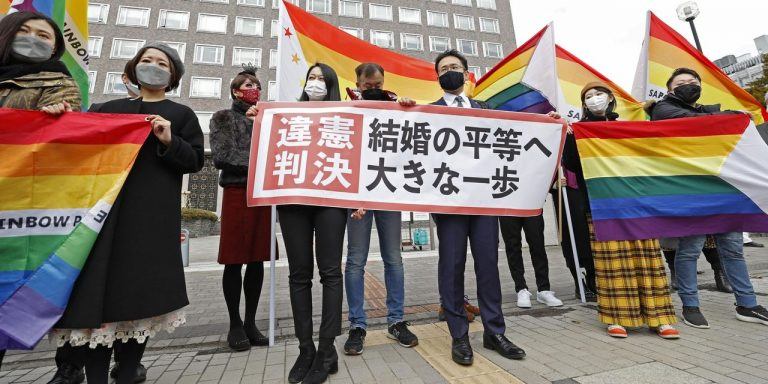 Japan Court Rules Same-Sex Couples Have Marriage Rights in Landmark Decision
