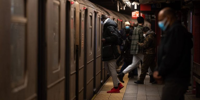 New York Transit Officials See Positive Signs in Subway Ridership Increase