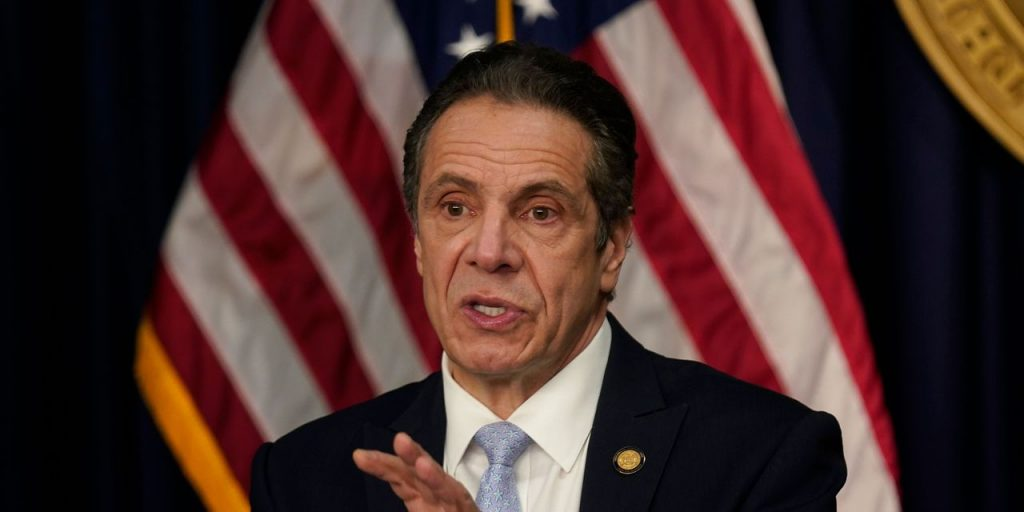Cuomo Accused of Inappropriate Behavior by Fifth Female Aide