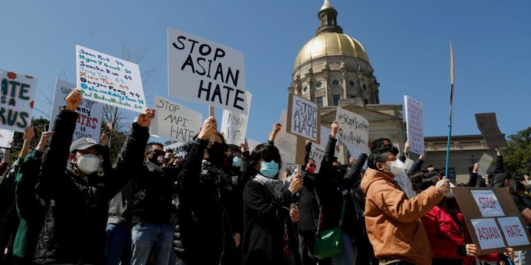 Protests Across U.S. Call For End to Anti-Asian Violence