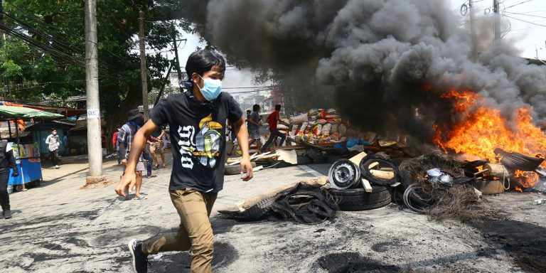U.S. Suspends Trade Pact With Myanmar After Deadly Weekend Violence