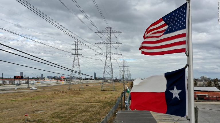 Griddy: Texas energy company that charged huge electric bills during storm files for bankruptcy