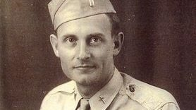 Korean War Chaplain's Remains Identified After 70 years : NPR