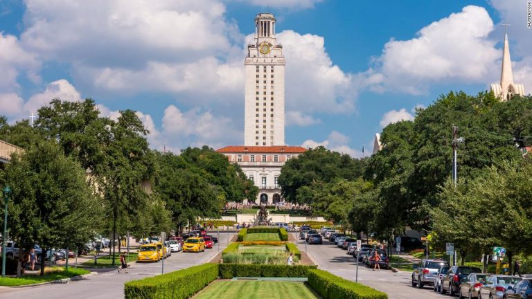 University of Texas alma mater 'The Eyes of Texas' has a complicated history but 'no racist intent,' committee finds