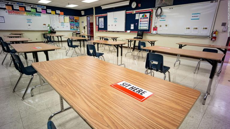 Los Angeles school district reaches tentative agreement to reopen for in-person learning by April
