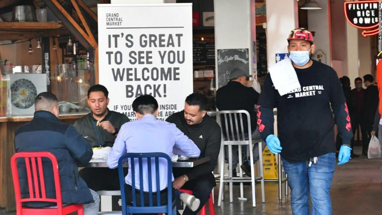 Los Angeles County business owners excited to welcome back customers as restrictions ease