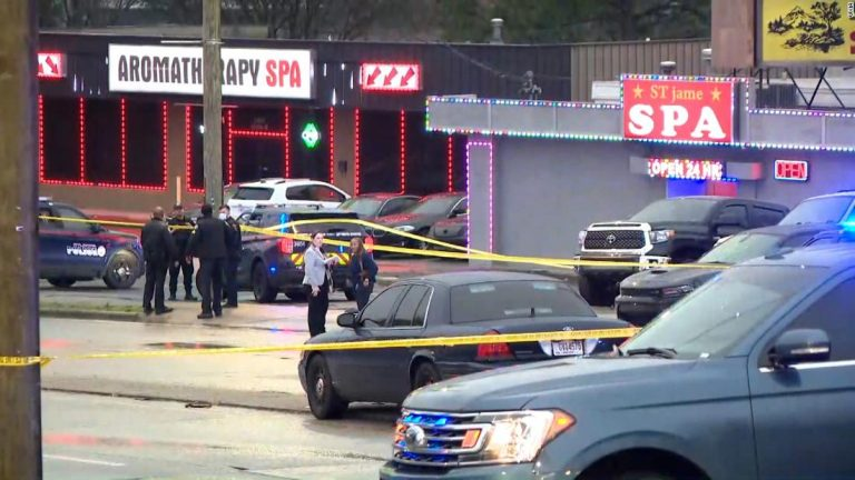 Georgia shootings: What we know about the massage parlor shootings connected to Young's Asian Massage, Gold Massage Spa and Aroma Therapy Spa