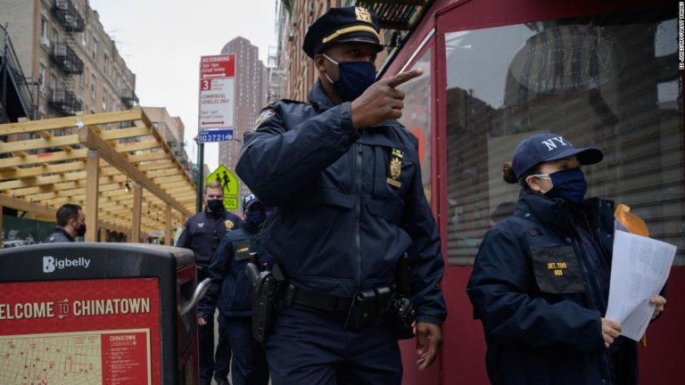 There have been at least 10 suspected anti-Asian hate crimes in NYC since January 1, NYPD says