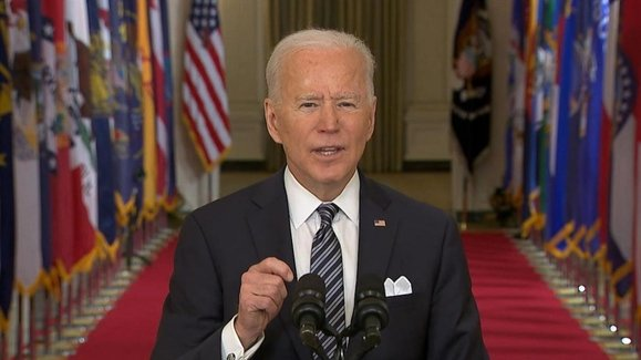 ABC News Specials: President Biden delivers remarks on 1-year anniversary of COVID-19 pandemic Watch Full Episode