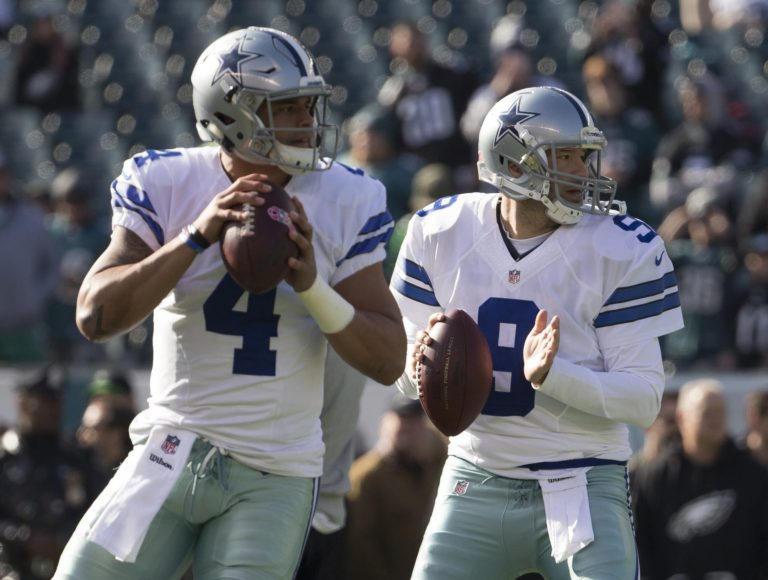 This Tony Romo, Dak Prescott stat will make your jaw drop
