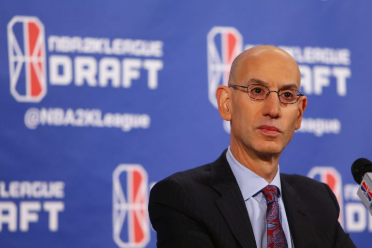 NBA fans are dragging Adam Silver for forcing All-Star Game on the players