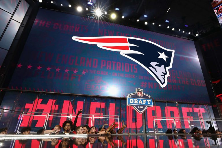 New England Patriots full 2021 seven-round NFL mock draft