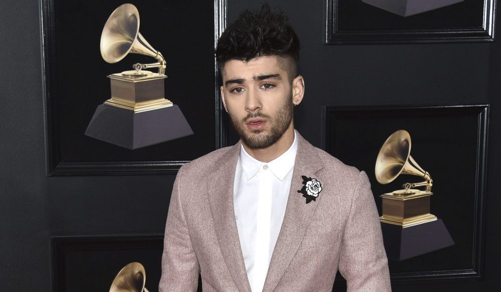 Zayn Malik Lobs F-Bombs at Grammys, Then Insists It's Nothing Personal
