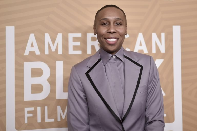 Lena Waithe attends the American Black Film Festival Honors Awards at the Beverly Hilton Hotel on Sunday, Feb. 23, 2020, in Beverly Hills, Calif. (Photo by Richard Shotwell/Invision/AP)