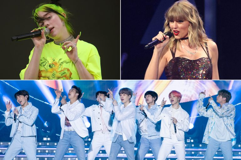 Grammys 2021: Billie Eilish, BTS, Taylor Swift to Perform