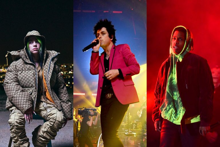 Life Is Beautiful Lineup Boasts Billie Eilish, Green Day, A$AP Rocky