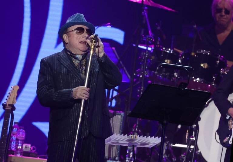Van Morrison Shares Title Track From New Album 'Latest Record Project'