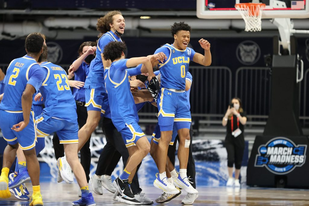 UCLA continues magical run, Elite 8 field set