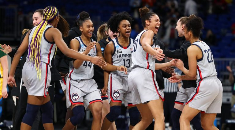 UConn heads to 13th straight Final Four, Arizona makes 1st