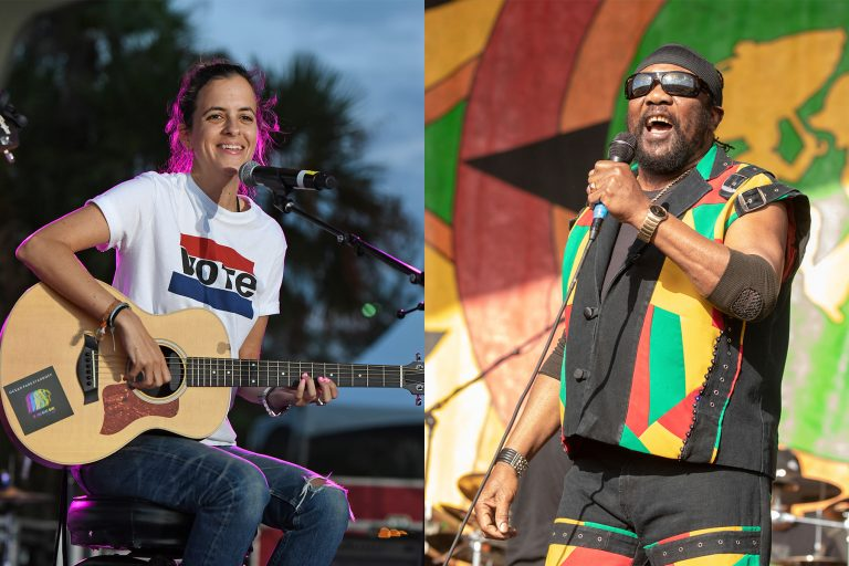 Samantha Ronson Remixes Toots and the Maytals' 'Freedom Train'
