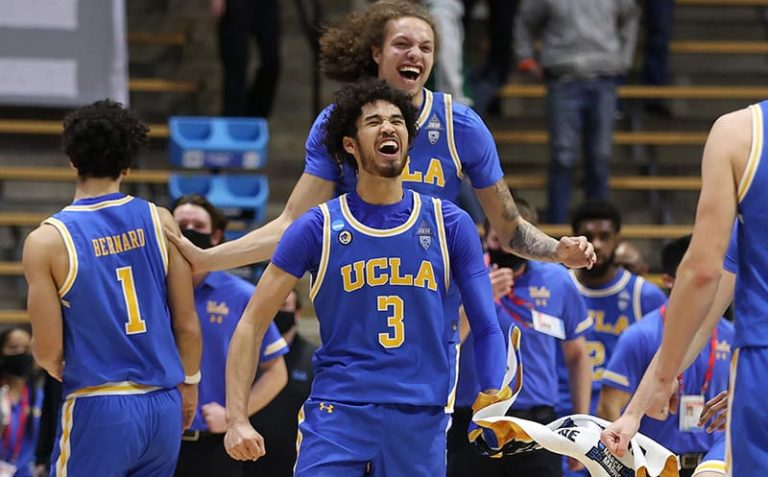 UCLA caps day of comebacks as tourney tips off
