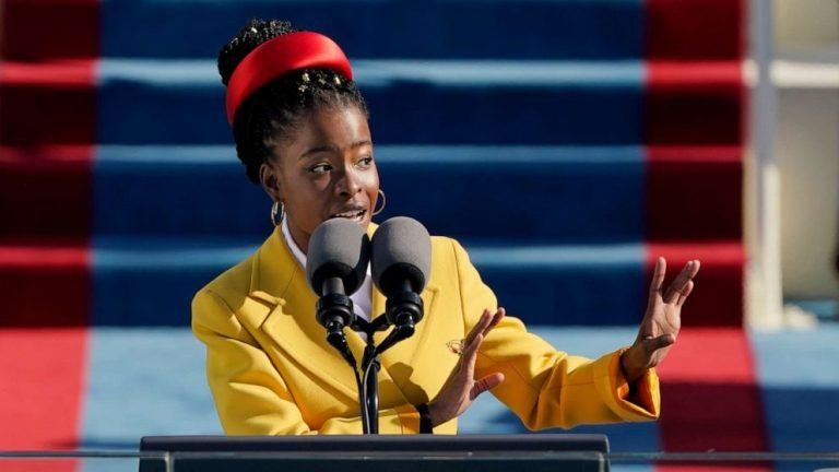 Poet Amanda Gorman says she was tailed by guard who thought of her as 'threat': 'This is the reality of black girls'