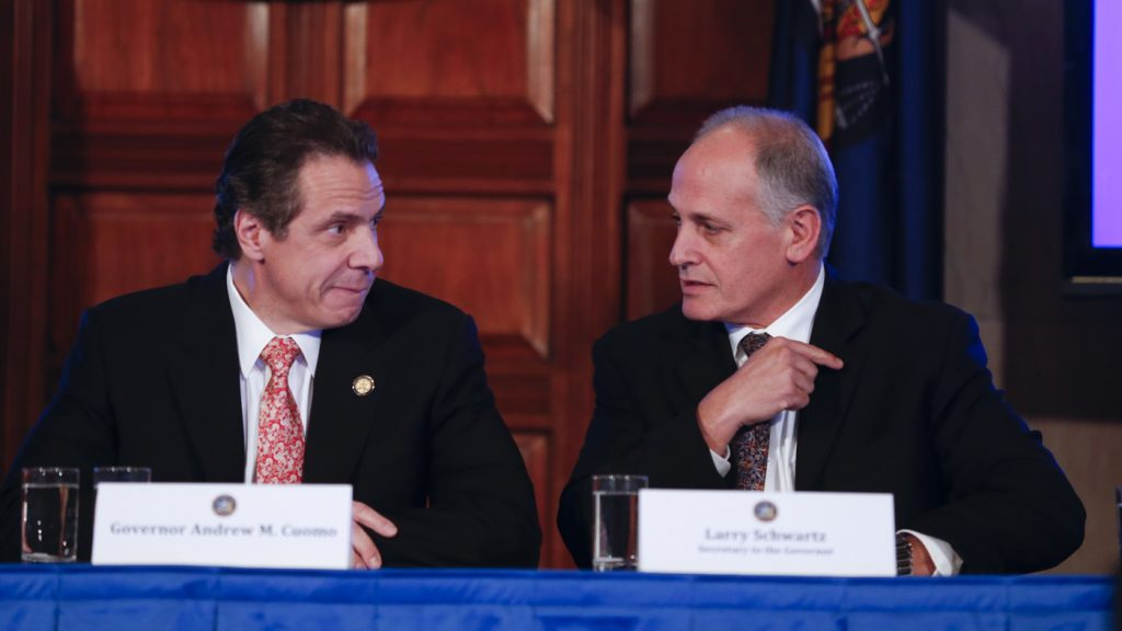 New York's 'Vaccine Czar' Called County Officials To Assess Their Loyalty To Cuomo : NPR