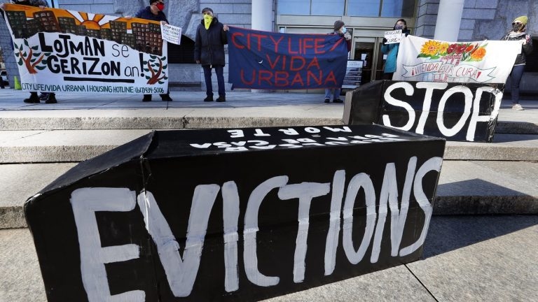 CDC Likely To Extend Eviction Moratorium With Millions Of People Behind On Rent : NPR