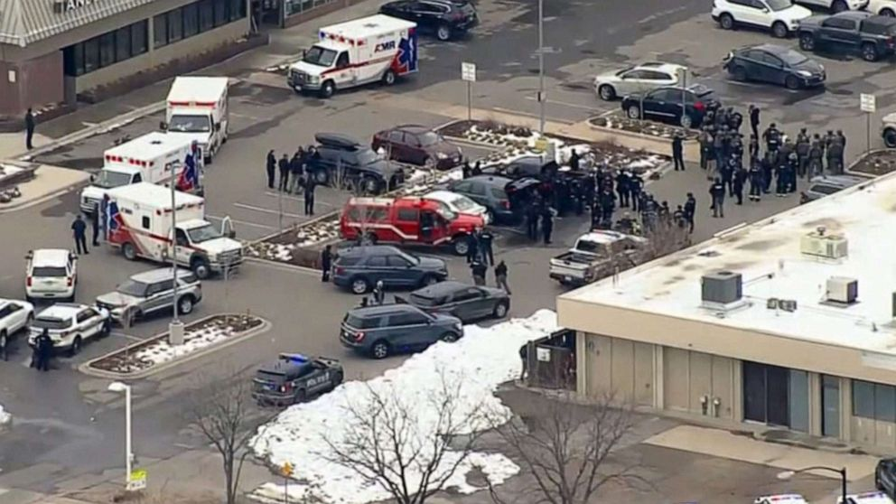 Boulder shooting: 10 deaths, including police officer Eric Talley, suspect in custody