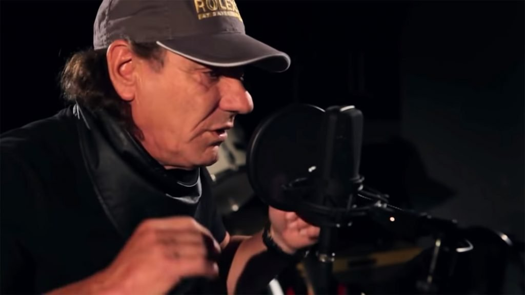 AC/DC's Brian Johnson on How He Joined Band to Make 'Back in Black'