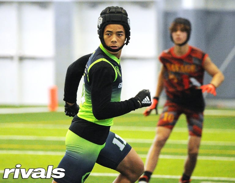 Big 12 power impresses 2023 WR Makai Lemon