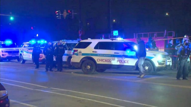 2 dead, 13 injured after shooter opens fire at Chicago party