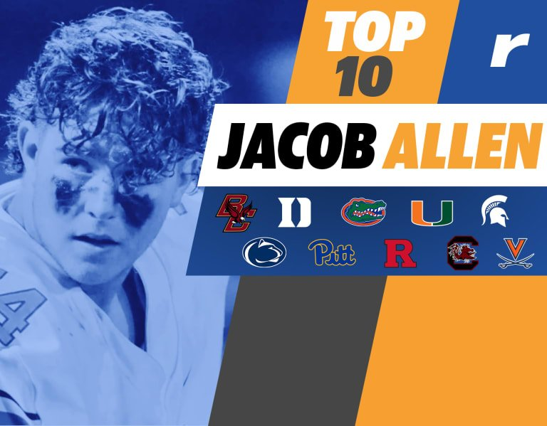 Rivals100 OL Jacob Allen breaks down his top ten