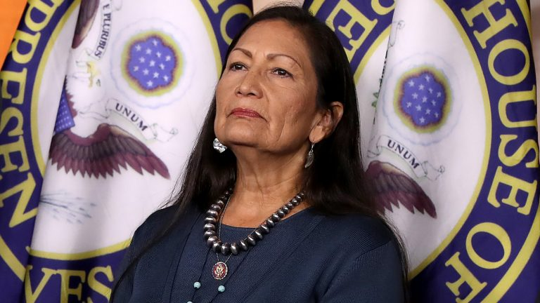 The Celebration Over, Deb Haaland Now Faces a Long To-Do List at Interior : NPR