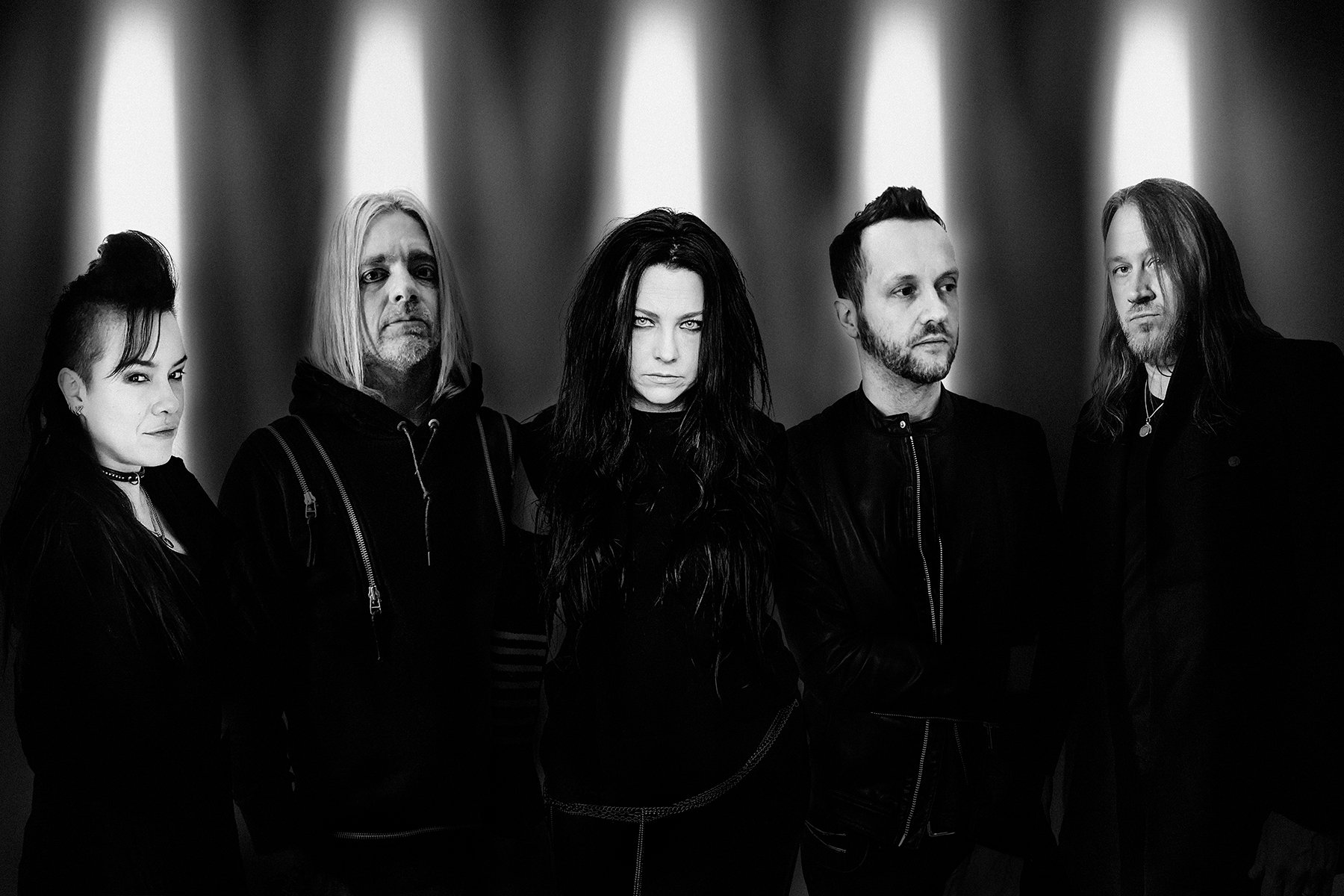 Evanescence Eviscerate Their Enemies on 'Better Without You'