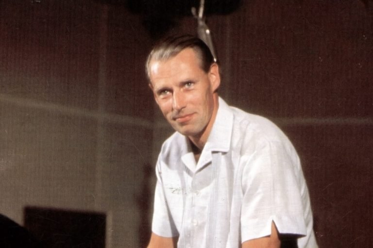 Two Rare 1962 George Martin Electronic Songs to be Reissued