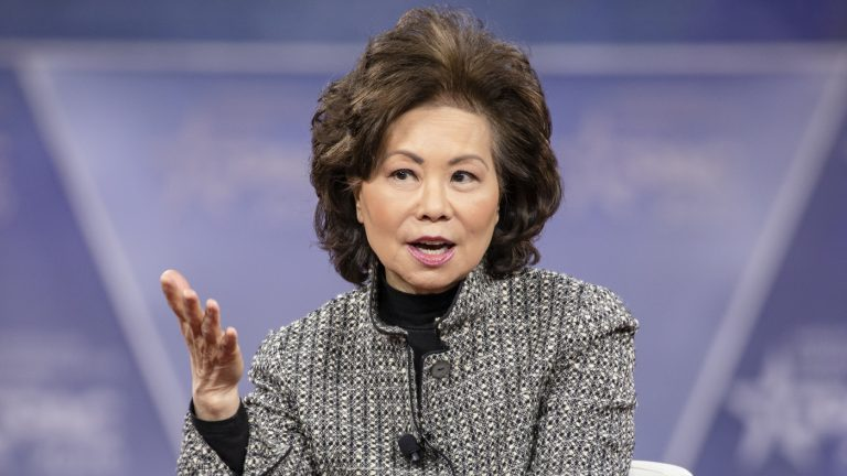 Elaine Chao Used DOT Resources For Personal Errands, Family Business, IG Report Says : NPR