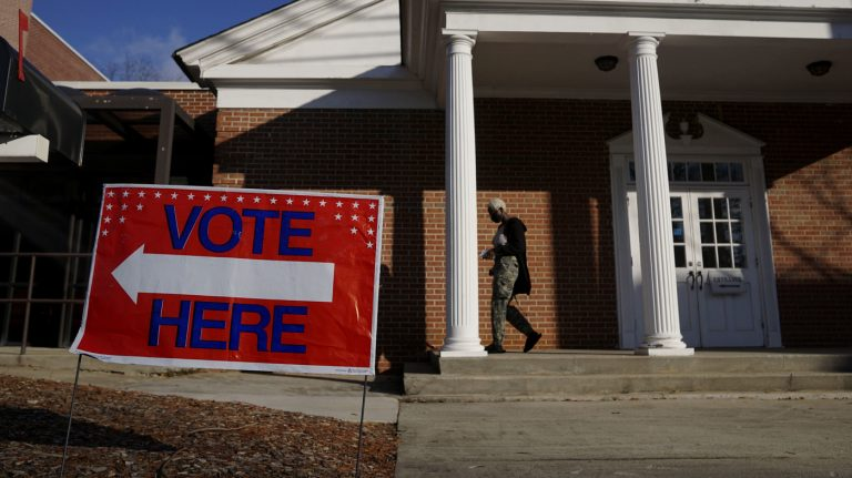Black Church Leaders In Georgia On The Importance Of 'Souls To The Polls' : NPR
